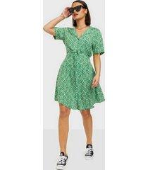 jacqueline de yong jdystarr life s/s shirt dress new w loose fit dresses