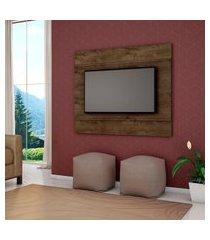 painel móveis bechara bali para tv até 42 pol madeira rústico