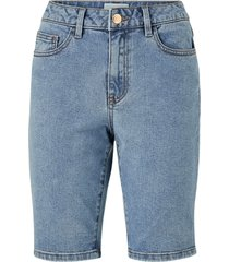 jeansshorts objmarina mw denim shorts 108