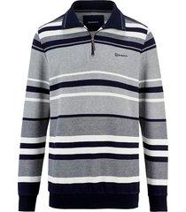 sweatshirt babista grijs::marine