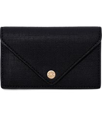 dagne dover coated canvas card case -