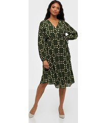 y.a.s yasspotta ls dress ft loose fit dresses