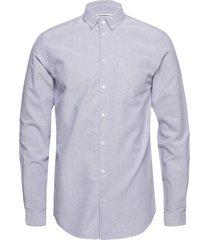 jay skjorta business blå minimum