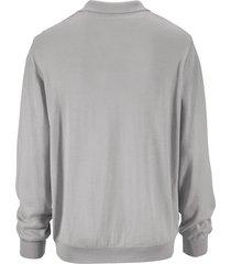 tröja babista ljusgrå