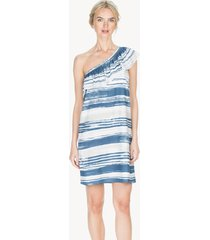 lilla p one shoulder dress