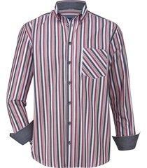 overhemd babista grijs::roze