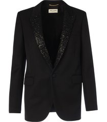 jacket with embroide