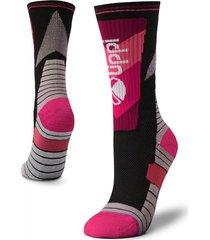 calcetin mujer trekking light socks ab morado lippi