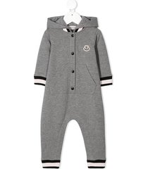 onesie romper full zip sweater