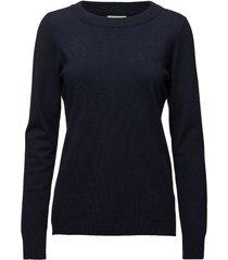 rilla pullover gebreide trui blauw minus
