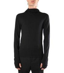 bottega veneta cashmere hooded sweater