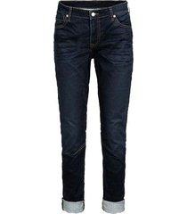 summum 4s1999-5058 tapered jeans velvet denim