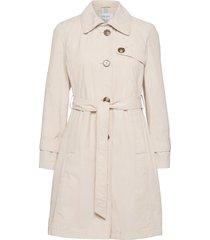 coat not wool trenchcoat lange jas beige gerry weber edition