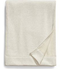 bp. sweatshirt blanket, size queen - beige