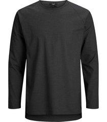 overhemd langere zoom crew-neck