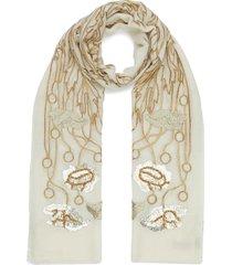 'grace kelly' cashmere scarf