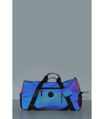bolso multicolor 47 street hologram reflex