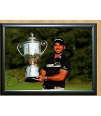 jason day golf masters ryder cup open signed autographed a4 photo print club cap