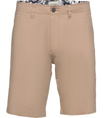 bs even tailored shorts chinos shorts beige bruun & stengade