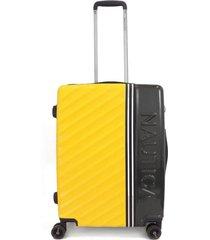 "maleta mondrian amarillo 24 nautica"""