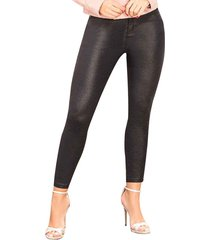 jean españa negro para mujer croydon
