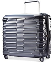 closeout! samsonite stryde long journey glider hardside suitcase