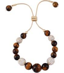 t tahari women's lovely baubles slider bracelet