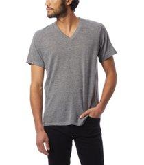 alternative apparel men's boss v-neck eco-jersey t-shirt