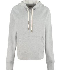 zadig & voltaire clipper band of sisters cotton hoodie