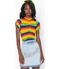 akira stand out rainbow bodysuit