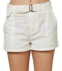 o'neill juniors' cambridge belted shorts