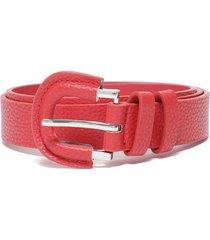 cinturón katerina rojo prune