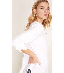 blusa con charretera blanco 10
