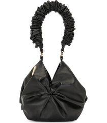 0711 black small rosh tote