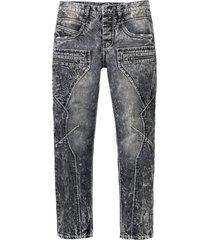 jeans regular fit straight (nero) - rainbow