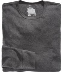 alfani men's big and tall thermal undershirt, created for macy's
