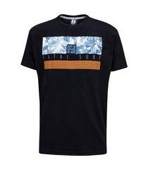 camiseta plus size fatal estampada 24742 - masculina
