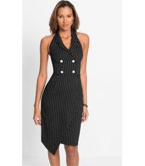 business-jurk met sierknopen
