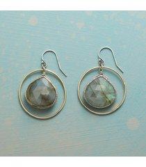 forest glade earrings