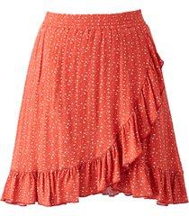 noella noella april kjol red mini flower