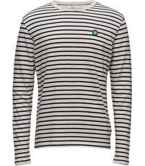 mel long sleeve t-shirts long-sleeved multi/patroon wood wood