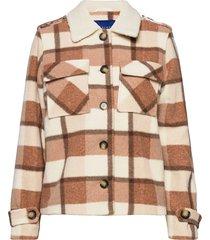ada jacket ulljacka jacka brun résumé