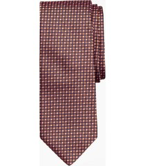 corbata florette burdeo brooks brothers
