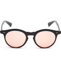 gafas color rojo, talla uni