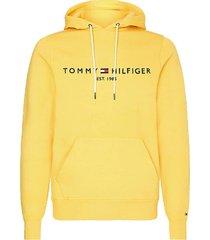 hoodie logo geel