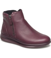 aquet shoes boots ankle boots ankle boot - flat lila ecco