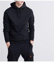 superdry men's urban tech overhead hooded sweatshirt