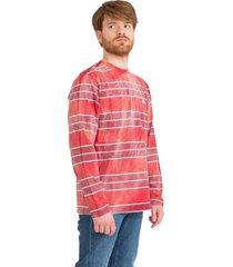 bleach stripe shirt