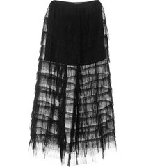spódnica volants skirt