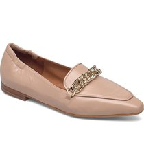 shoes 2506 loafers låga skor beige billi bi